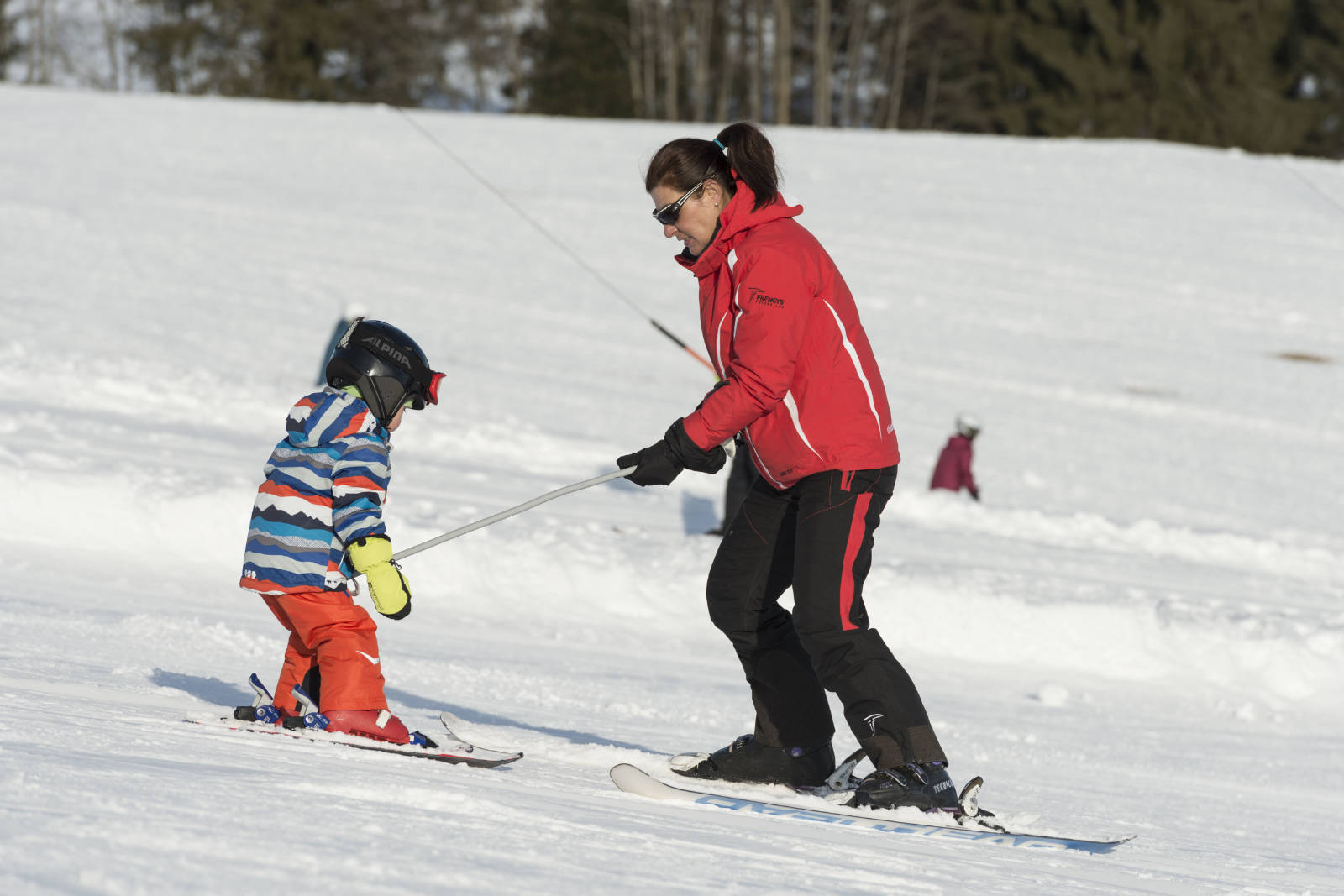 Skischule Schwarzenberg Zauberstab Methode